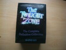 The Twilight Zone Definitive Collection  Region 1 Import         See Description