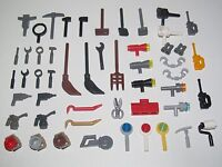Lego ® Accessoire Minifig Outils Tools Choose Model NEW