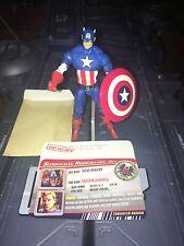 "Marvel Universe Captain America Avengers Civil War 3.75"""