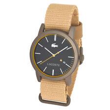 Relojes de pulsera Lacoste de acero inoxidable para hombre