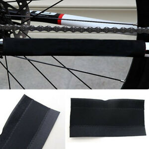 2pcs Cycling Bicycle Bike Frame Chain Stay Protector Guard Nylon Pad Cover Wrap