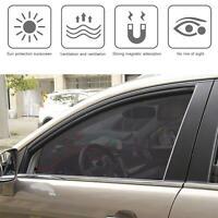 Magnetic Car Sun Shade UV Protection Curtain Car Window Shield Visor Sunshade