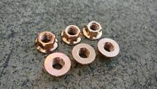 JDM PRO SKYLINE R32 R33 R34 GTST GTT RB20 RB25 TURBO DUMP PIPE COPPER NUTS