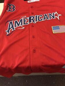 Boston redsox Jarren Duran signed future games jersey jsa top prospect Rare