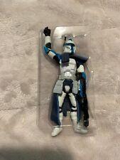 STAR WARS 501st Arc Commander A CLONE Trooper HUNT GRIEVOUS BATTLE PACK Figure