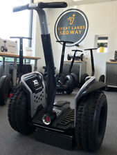 Fully Refurbished Used Segway x2 | 2,724 Miles | Certified Segway Dealer