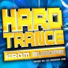 Various Artists - Hard Trance from Europe / Various [New CD] Digipack Packaging