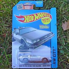 Back to the Future Time Machine - Hover Mode. CFG79. NEW in Blister Package!
