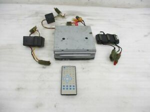 DVD Player Portable Multi Media Toyota Corolla Verso ( Zer _, Zze _, R1_) 1.8