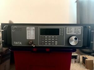 Xicom TWTA amplifier XTRD-400k KU