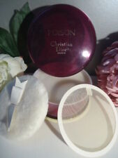 DIOR POISON Poudre Sublime Perfumed Dusting Powder Talc 120g New Huge Tub NO Box