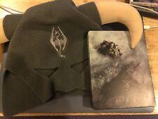 Elder Scrolls V Skyrim SPECIAL EDITION STEELBOOK Case & Dovahkiin Mask