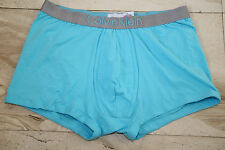 Calvin Klein Metallic Chrome Cotton Trunk U5821 & U5825 CK Mens Underwear