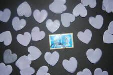 LAVENDER LOVE HEART WEDDING CONFETTI - Bio Degradable - You can add CONES?