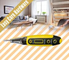 Digital Electrical Multi-sensor 12-220V Measure Voltage Detector Tester Pen NEW