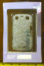 Claire's Claires Accessories Silver Glam Blackberry 9360 Phone Cover £12 RRP
