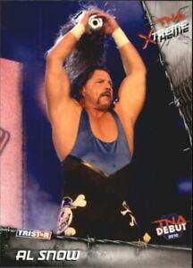 2010 TRISTAR TNA Xtreme Wrestling Cards You Pick FREE SHIP