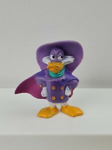 "Darkwing Duck Vintage Disney Kellogg 2"" Cereal Premium PVC Figure 1992 Toy"