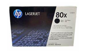 Original Toner HP Laserjet Pro 400 M401a M401dn M401dw / 80X CF280X Cartridge
