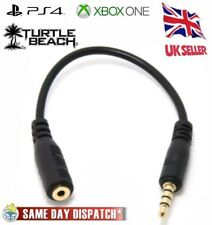 Chat Cable Adapter lead for XBOX ONE TalkBack TURTLE BEACH Gaming Headset
