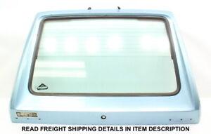 Hatch Trunk Back Door 75-84 VW Rabbit GTI MK1 - Blue -  Genuine Original