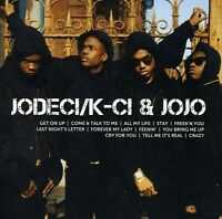Icon - Jodeci & K-Ci & Jojo (2010, CD NEUF)