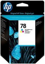 HP Druckerpatrone Tinte Nr. 78 tri-color, dreifarbig