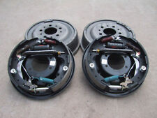 "9"" Ford Bolt-On 11"" Drum Brake Kit - 9 Inch - Big Ford New-Style Torino 3/8 Ends"