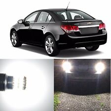 "Alla Lighting Back-up Reverse Light 921 White LED Bulbs for 2011~17"" Chevy Cruze"