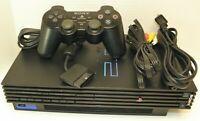 Sony PlayStation 2 PS2 Fat CONSOLE ONLY SCPH-39001 PHAT TESTED WORKS + Bonus