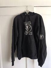 Dilated Peoples Rap Hip Hop Black Hooded Vintage Sweatshirt Xl Dj Scratch Indie