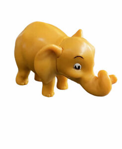 Doley Noahs Ark Elephant Figure Play set Replacement Plastic Animal