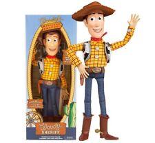 Disney Toy Story 3 Movie Plush Cowboy Woody 40cm H Talking Doll toy