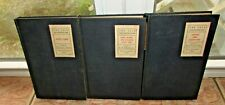 VINTAGE YALE SHAKESPEARE ANTONY & CLEO,KING LEAR,KING HENRY THE 4TH BOOKS 1940'S