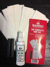 DIY  Brampton Grip Kit Vice Clamp Tape Instructions For Golf Grips