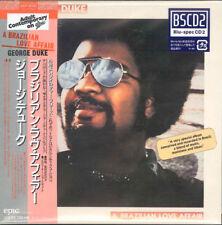 GEORGE DUKE-A BRAZILIAN...-JAPAN MINI LP BLU-SPEC CD2 BONUS TRACK Ltd/Ed E51