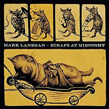 Mark Lanegan Scraps at Midnight LP Vinyl Europe Sub Pop 2017 10 Track 180 Gram