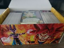 MINT! Dragon Ball Z DBZ CCG Personality + Rare + HOLO FOIL Card LOT! 🔥 With Box