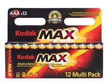 Kodak Max AAA Batteries 1.5V 12 Pack