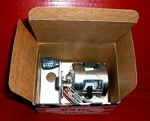 Historic the last American made BC Reel by Zebco. New in Box - Quantum Tour 300.