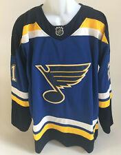 Tyler Bozak #21 St. Louis Blues New NHL Hockey Jersey size Large - L