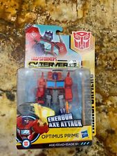 TRANSFORMERS CYBERVERSE ENERGON AXE ATTACK OPTIMUS PRIME!