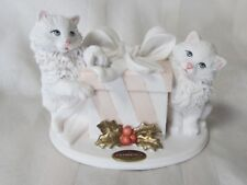 G. Armani #1438F Gift For Two Brand New In Box Kitten Save$ Rare Free Shipping
