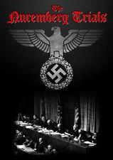 The Nuremberg Trials (1947) DVD World War II Documentary WWII Nazi Adolf Hitler