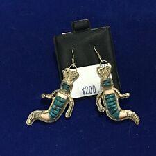 "Earrings - ""Maiden Kachina"" (U.S. Artisan Crafted)"