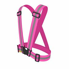 The Tuvizo Pink Reflective Vest provides High Visibility day & night PINK L XL