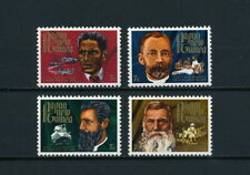 Papua New Guinea  355-8 MNH, Missionaries, 1972