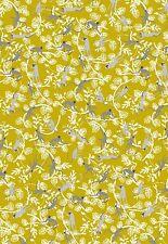 JM07 Monkeys Trees Bananas Wildlife England Retro Makower UK Cotton Quilt Fabric