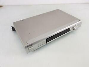 Sony FM Stereo Tuner ST-SE520