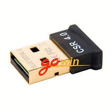 5pcs Mini USB Bluetooth V4.0 20M 3Mbps Dongle Dual Mode Wireless Adapter Device